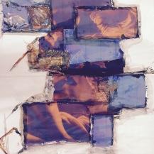 media, oil paint, 2016